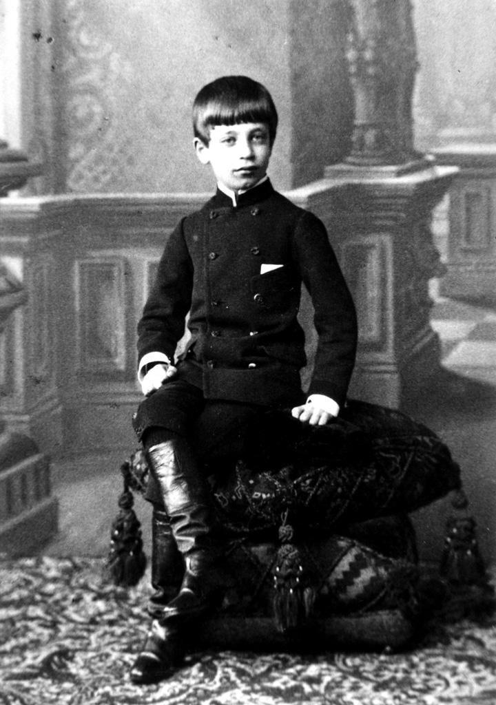 Rainer Maria Rilke,  1884
