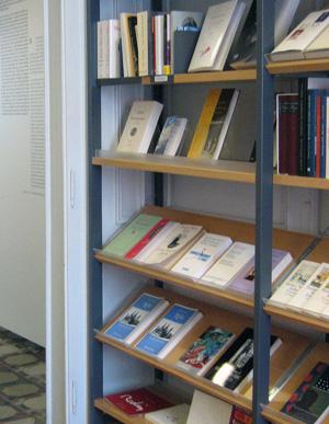 Librairie et boutique