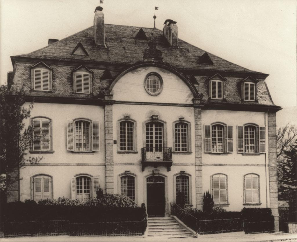 Haus Pancrace de Courten, 1988