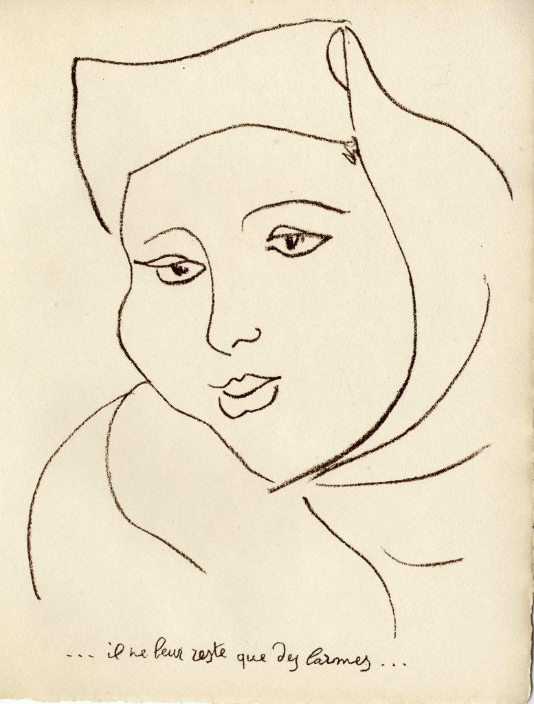 Henri Matisse -Tériade éditeur, Paris